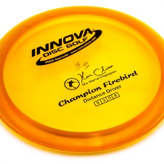 Innova Champion Firebird Orange Ken Climo 12x World Champion