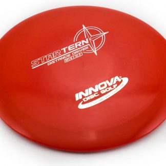 Innova Star Tern Red plastic with white stamp