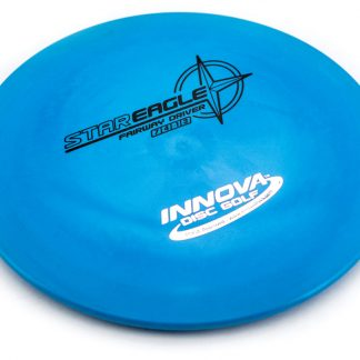 Innova Star Eagle Blue with black and silver two foil stamp
