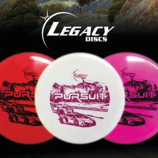 Legacy Discs Pursuit banner