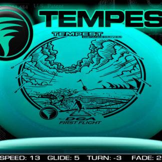 DGA Tempest in Pro Line plastic.