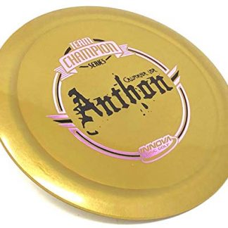 Anthon Destroyer - Gold with Black and Pink foils