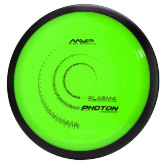 MVP Photon in green plasma plastic.