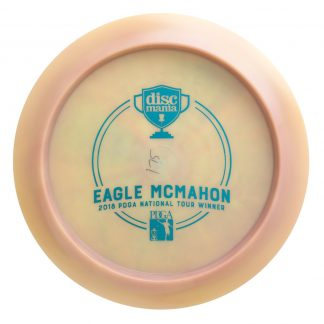 Swirly Eagle PD2 - Bottom Stamp - Light Blue foil