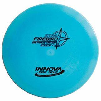 Innova Star Firebird Blue with black stamp