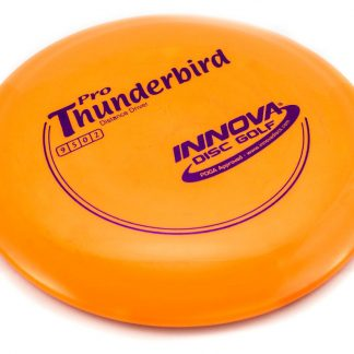 Innova Pro Thunderbird Orange with blue stamp