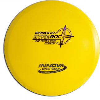 Innova Star Roc Yellow with black stamp