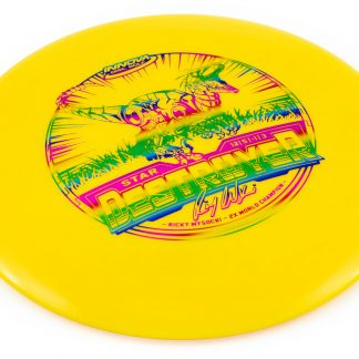 Yellow Wysocki Destroyer with Rainbow foil stamp
