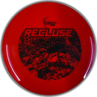 Legacy Recluse Red Icon - Black stamp