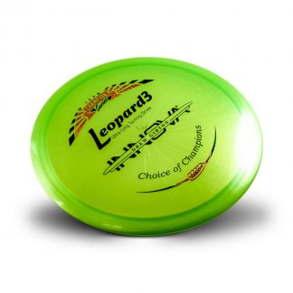 Drew Gibson Luster Leopard3 Green with black and red stamp