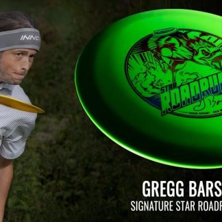 Gregg Barsby 2018 World Champion Star Roadrunner Green