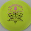 Tempest - Glow Proline - Limited Edition - glow-yellow - purple - 173g - neutral - somewhat-stiff
