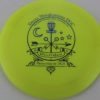 Tempest - Glow Proline - Limited Edition - glow-yellow - blue - 170-172g - somewhat-flat - neutral