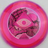 Insanity - Prism Prototype - Special Edition - pink - light-purple - prism - silver - black - gold - 171g - somewhat-domey - pretty-stiff