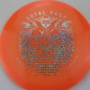 FD2 - Glow C-Line - Leo Piironen Royal Rage - glow-orange - silver-squares - 175g - somewhat-flat - neutral