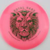 FD2 - Glow C-Line - Leo Piironen Royal Rage - glow-pink - green-matrix - 175g - somewhat-flat - neutral