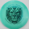 FD2 - Glow C-Line - Leo Piironen Royal Rage - glow-blue - teal - 171g - somewhat-flat - neutral