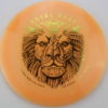 FD2 - Glow C-Line - Leo Piironen Royal Rage - glow-orange - gold - 170g - somewhat-flat - neutral