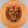 FD2 - Glow C-Line - Leo Piironen Royal Rage - glow-orange - red - 175g - somewhat-flat - neutral