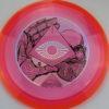 Insanity - Prism Prototype - Special Edition - pink - orange - prism - silver - black - gold - 172g - pretty-domey - somewhat-stiff