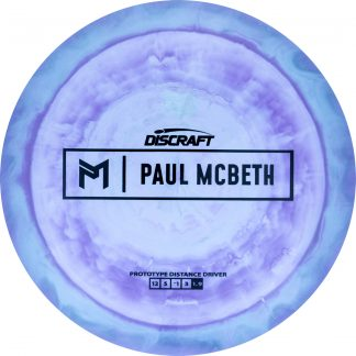 Purple Kong Swirl - Black McBeth stamp