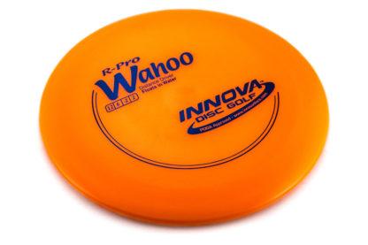 Innova Wahoo R-Pro plastic Orange with Blue stamp