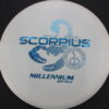 Scorpius - white - standard - blue-fracture - 167g - neutral - somewhat-gummy