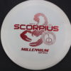 Scorpius - white - standard - red-dots-mini - 170g - 3311 - neutral - somewhat-gummy
