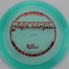 Marksman - blue - recon - red-fracture - 175g - neutral - neutral