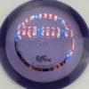 Marksman - dark-purple - recon - flag - 175g - somewhat-flat - neutral
