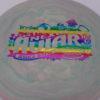 Aviar - Nexus - Jessica Weese - swirly - nexus - rainbow - 175g - somewhat-puddle-top - somewhat-stiff