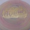 Aviar - Nexus - Jessica Weese - swirly - nexus - gold - 175g - somewhat-puddle-top - somewhat-stiff