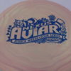 Aviar - Nexus - Jessica Weese - blue - 175g - 3311 - somewhat-puddle-top - somewhat-stiff