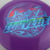 Corvette - Star - 2-Foil XXL - purple - star - blue-fracture - rainbow - 175g - neutral - neutral