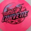 Corvette - Star - 2-Foil XXL - pink - star - black - blue-fracture - 175g - neutral - neutral