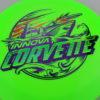 Corvette - Star - 2-Foil XXL - green - star - purple - rainbow - 175g - neutral - neutral