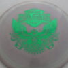Eagle - Swirly Star - Gregg Barsby - green - 175g - somewhat-domey - neutral