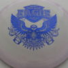 Eagle - Swirly Star - Gregg Barsby - blue - 175g - somewhat-domey - neutral