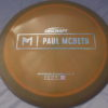 Zeus - Paul McBeth Prototype - silver-dots-small - 170-172g - 3311 - somewhat-flat - somewhat-stiff