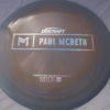 Kong - Paul McBeth Prototype - swirly - esp - silver-dots-small - 170-172g - neutral - somewhat-stiff