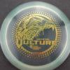 Vulture - Cryztal - 2019 LSIO - clear - gold-dots-mini - 173-175g - neutral - somewhat-stiff