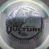 Vulture - Cryztal - 2019 LSIO - clear - oil-slick - 173-175g - neutral - somewhat-stiff