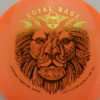FD2 - Glow C-Line - Leo Piironen Royal Rage - glow-orange - gold - 165g - somewhat-flat - neutral