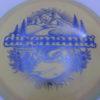 CD3 - Swirly S Line - swirly - s-line - blue - 175g - somewhat-domey - neutral