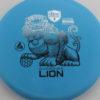 Guardian Lion - blue - active - silver - 173g - super-flat - neutral