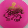Fox Spirit - pink - active - gold - 170g - somewhat-domey - neutral