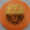 FD2 - Glow C-Line - Leo Piironen Royal Rage - glow-orange - gold - 175g - somewhat-flat - somewhat-stiff
