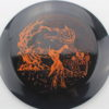 Rampage - black - icon - orange - 304 - 171g - super-flat - somewhat-stiff
