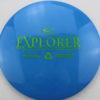Explorer - blue - recycled - green - 174g - somewhat-domey - neutral