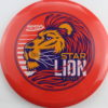 Lion - red - star - full-color - 177g - 3311 - neutral - neutral